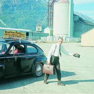 Jacob Aarseth, tidligere salgsleder fra en av sine mange turer til Nord-Norge.