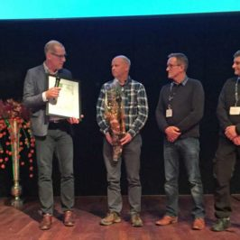 Midthaug fikk årets IA-utmerkelse!