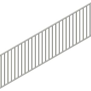 Folla spilefelt-modul - Fast lengde 2,9 meter