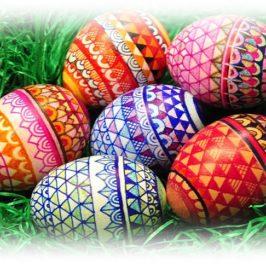 God påske fra oss på Midthaug