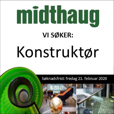 Brødrene Midthaug søker konstruktør på Kleive