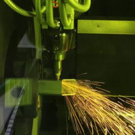 Investering i ny fiberlasermaskin fra Trumpf
