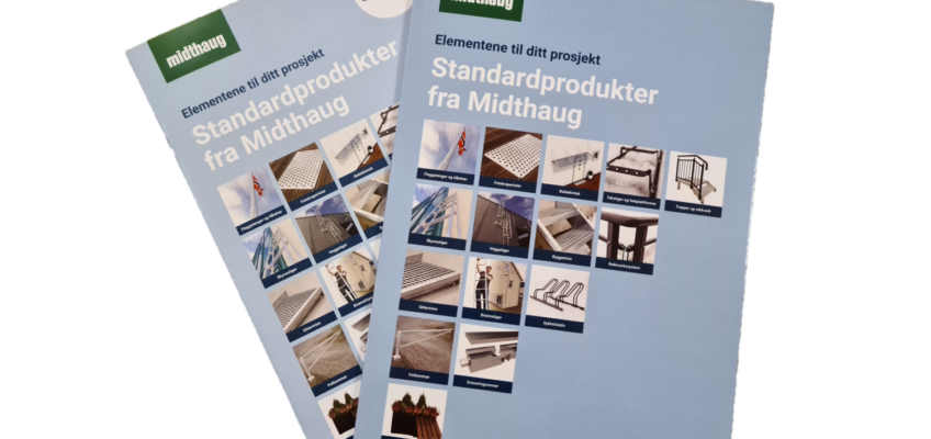 Ny katalog for Standardvarer 2021