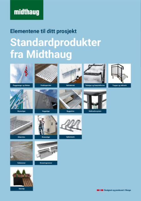 thumbnail of Midthaug Standard produkter 2021 – Brosjyre